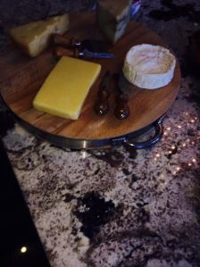 cheese tasting 1